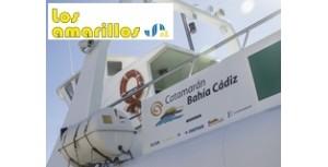 Catamarán Bahía de Cádiz