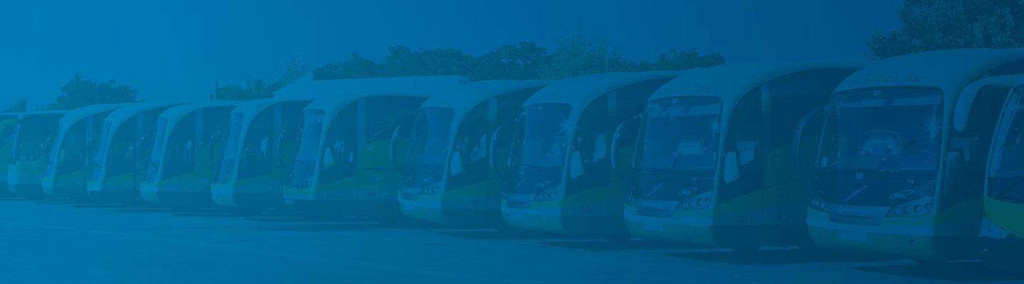 Alquiler de autobuses SAMAR